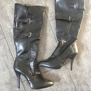 Diba tall boots